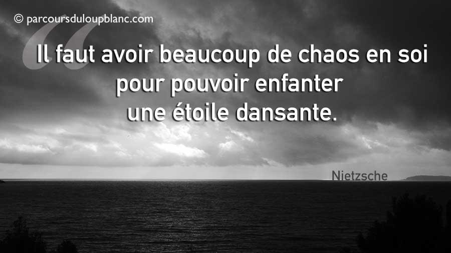 Nietzsche citation - s-aimer pour de vrai