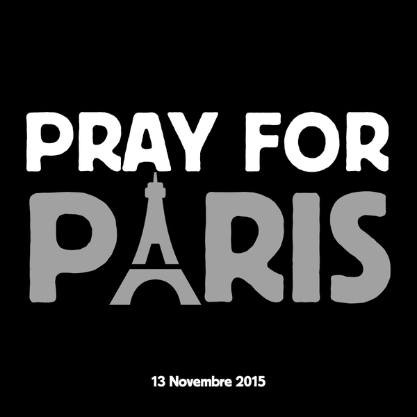 Attentats Paris - Liberte cherie, liberte honnie