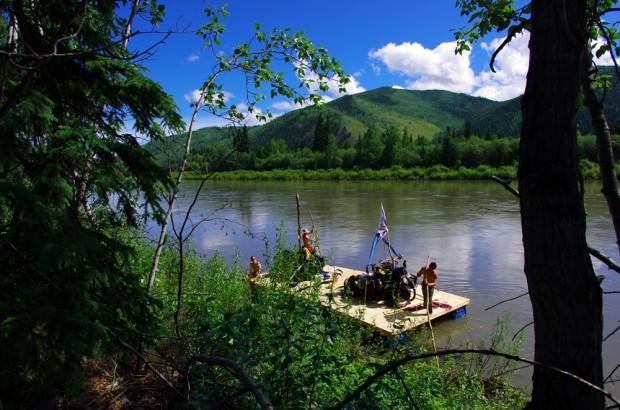 Solidream-Yukon River- Intw Parcours du Loup Blanc