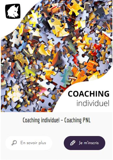 Coaching individuel - Coaching PNL